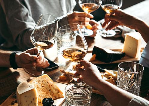 toskánská vína