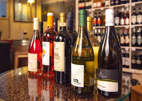 vína ze světa